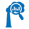 Power Sector Emissions Data Icon