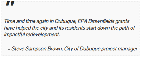 image of Pull quote Dubuque BF story