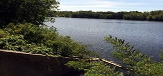 View of the Lower Merrimack River