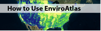 header how to use Enviroatlas