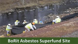 BoRit Asbestos Superfund Site