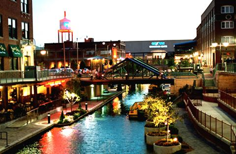 Bricktown, Oklahoma City, Oklahoma, After Revitalization
