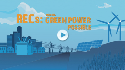 RECs Making Green Power Possible