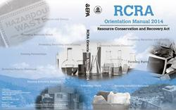 Image of the RCRA Orientation Manual 2014