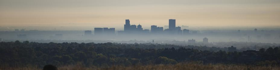 air pollution in Denver, Colorado