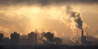 Image of industrial air pollution