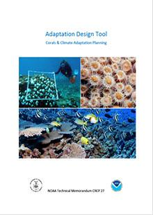 This is the cover of the final Adaptation Design Tool Report.