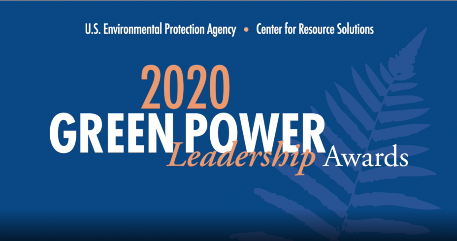 GPP 2020 Green Power Leadership Awards