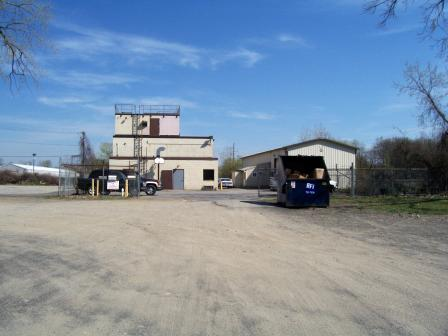 Mercury Refining, Inc. site and the exterior of the building
