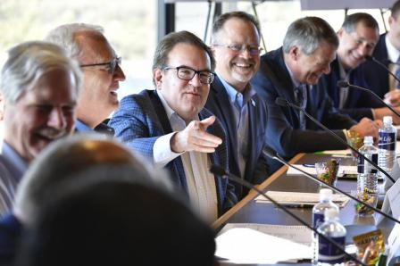 EPA Administrator Wheeler participated in Senator Kevin Cramer's roundtable discussion