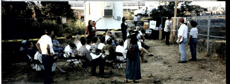 Outdoor Community Involvement Activities, Los Angeles County, CA, 1997