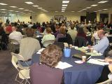 Attendees at the Mystic River Summit 2008