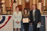 2014 President's Environmental Youth Award - Grace Chin, Lincoln-Sudbury Regional High School Student