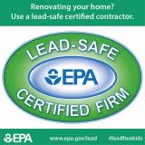 Lead-Safe Certified Infographic