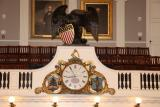 EMA 2019: Eagle and Clock, Faneuil Hall, Boston