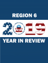 cover of Region 6's 2019 Accomplishments Report
