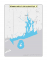 Map of no-discharge zone for all Rhode Island waters