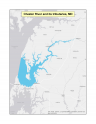 Map of no-discharge zone established for Chester River, MD
