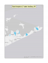 Map of no-discharge zone established for East Hampton, NY
