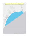 Map of Kennebunk, Kennebunkport, and Wells no-discharge zone
