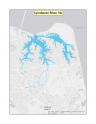 Map of Lynnhaven River, VA no-discharge zone