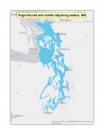Map of no-discharge zone established for Puget Sound, WA