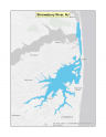Map of no-discharge zone established for Shrewsbury River, NJ